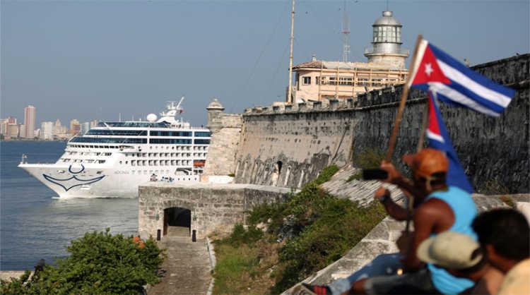 primer crucero a cuba de eeuu