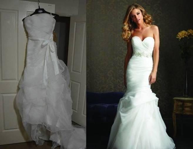 vestido de novia internet 2
