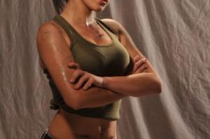 Angie Alvarado Peloton