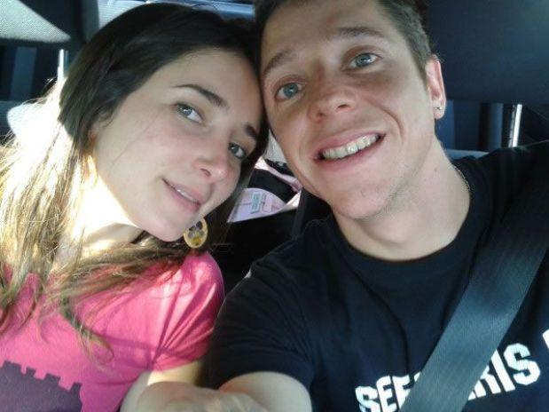 Camila Nash y Matias Vega