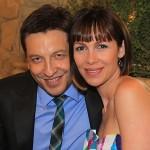 Julio Cesar y Claudia Arnello