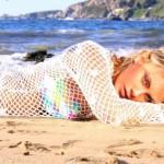 Paz Gomez en bikini
