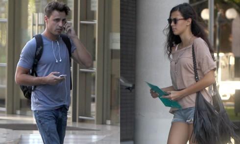 Bruno y Michelle