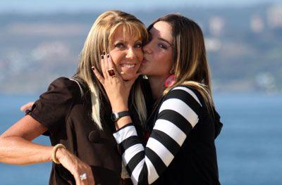 Raquel Argandoña y Kel