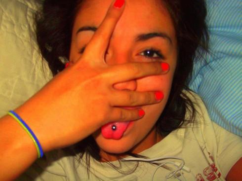 Stephanie Mendez Hija de DJ Mendez 01