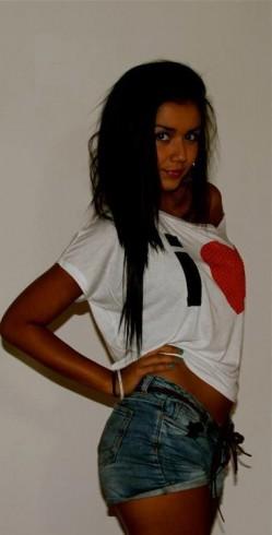 Stephanie Mendez Hija de DJ Mendez 08