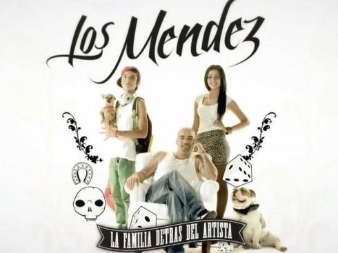 los mendez 490x367 Docureality de la familia de DJ Méndez competiría con Mi nombre es VIP