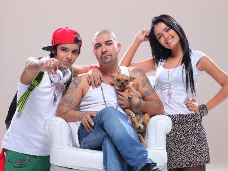 los mendez1 DJ Mendez se refiere a su nuevo Docureality en TVN