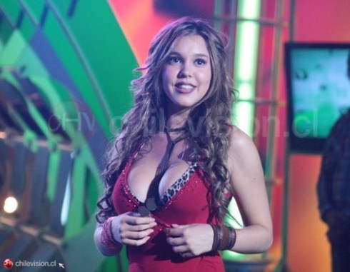 Show hot chilena en vivo - 1 1