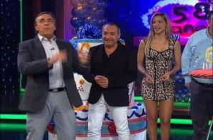 morande con compañia 300x198 Morandé con Compañía le ganó al rey del show