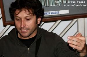 daniel alcaino 300x198 Daniel Alcaíno habla del regreso de Yerko Puchento a Vértigo