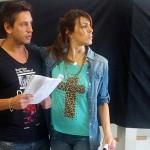 Mariana Marino y Agustin Pastoino
