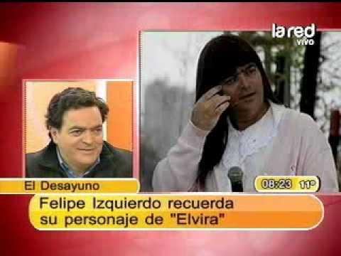 Elvira felipe izquierdo Elvira llegó a Mundos Opuestos 2 para poner en aprietos a los participantes