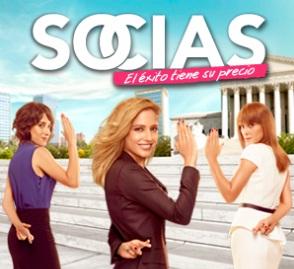 """socias2 """"Socias"""", la nueva teleserie nocturna de TVN"""