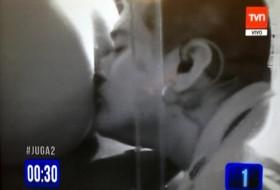 142 Junior Playboy besó el trasero de un hombre en programa Juga2