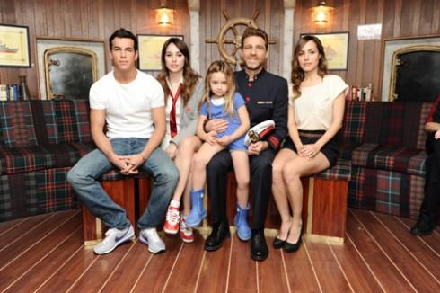 el barco serie mega Buen Debut de El Barco nueva serie de Mega