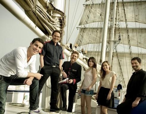 serie el barco1 Buen Debut de El Barco nueva serie de Mega