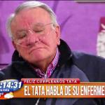 tata diaz buenos dias a todos 150x150 El tata Díaz del Buenos Días a Todos lucha por su vida