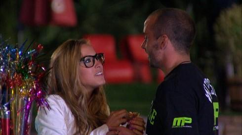 Melina y Andrés