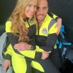 Melina Figueroa y Andres Longton 14 150x150 Fotos: Andrés Longton y Melina Figueroa siguen juntos