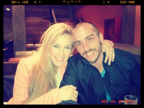Melina Figueroa y Andres Longton 16 490x367 Fotos: Andrés Longton y Melina Figueroa siguen juntos