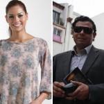 Camila Recabarren y Jorge Hurtado