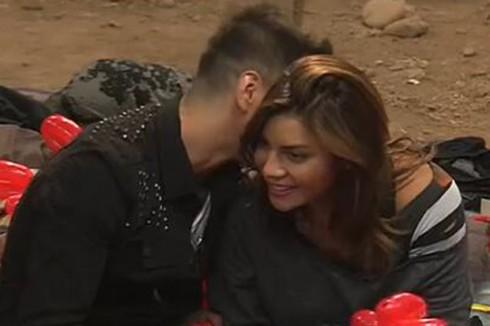 Edmundo Varas y Kathy Contreras