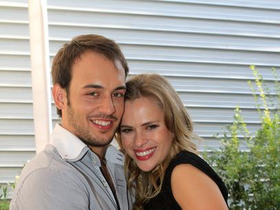 Eliana Albasetti y Federico Koch