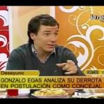 Wilma González y Gonzalo Egas