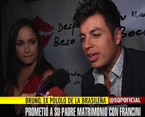 Bruno y Francini