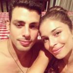 Jorgito y su esposa