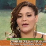 Katherine Orellana TVN
