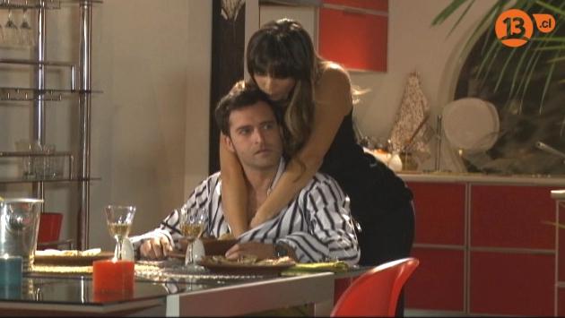 """Fabiola y """"el turco"""""""