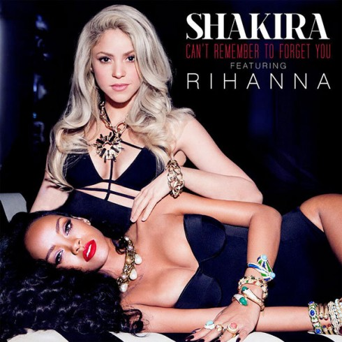 1ç 490x490 Escucha el nuevo tema de Shakira y Rihanna