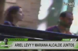 Mariana Alcalde y Ariel Levy