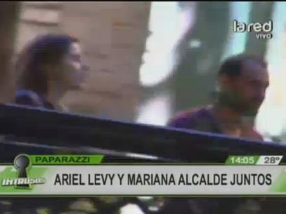 Ariel Levy habló de su relación con Mariana Alcalde - TeCache.
