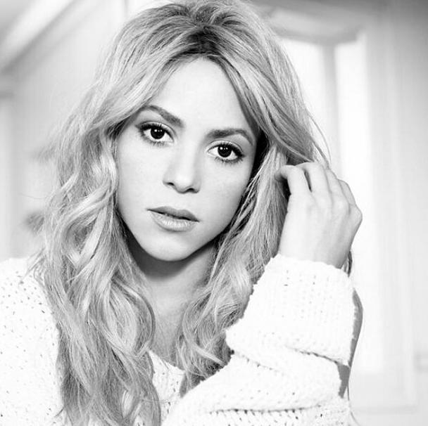 169 Shakira dice que quedó en shock al verse en el espejo tras dar a luz