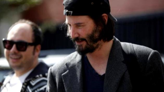 Keanu Reeves Chile