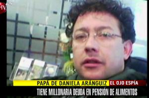 Papá Daniela Aránguiz