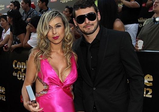 Paulo Garcés y Joyce Castiblanco