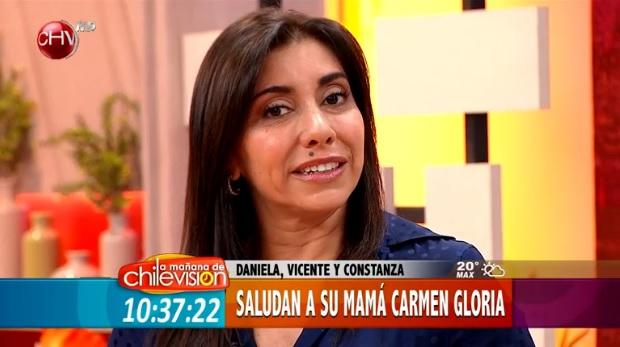 Nacho Gutiérrez aclaró el estado de salud de Carmen Gloria Arroyo
