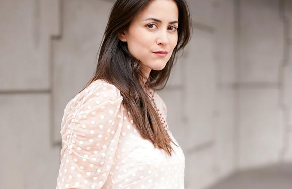 Actriz Lorena Bosch