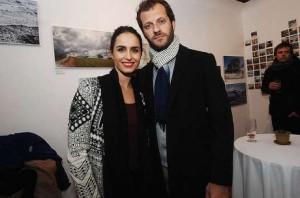 Fernanda Urrejola y Stefano Benaglia
