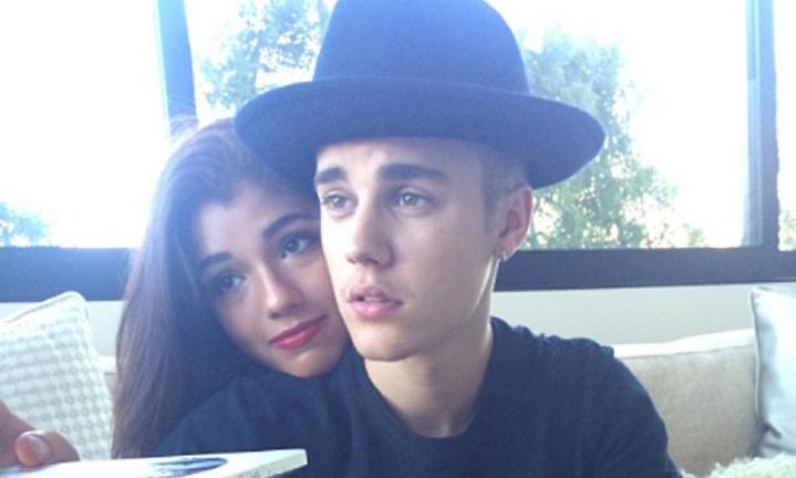 Justin y Nueva Novia