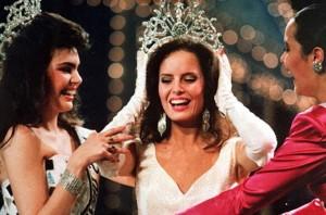 Cecilia Bolocco Miss Universo