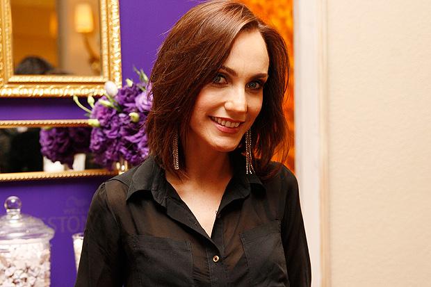 Periodista Fernanda Hansen