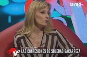 Soledad Bacarreza Mentiras Verdaderas