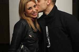 Yamna Lobos y Artur
