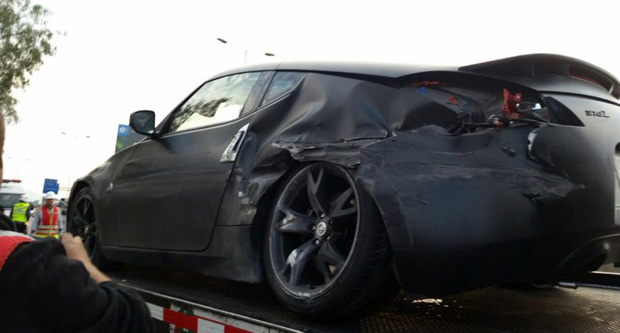 accidente kanela Cantante de Noche de Brujas sufrió accidente