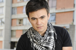 Cantante Mario Guerrero